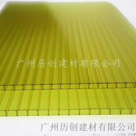 8mmpc阳光板 中空阳光板 温室种植  可加工