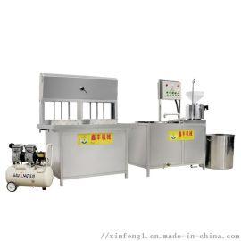 鹤壁豆腐制作机器 豆腐自动生产设备 小型豆腐机