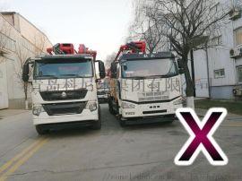 科尼樂集團 重汽T5G25米混凝土泵車