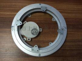电动餐桌转盘电机 电动转盘 展示架铝盘配件