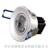 3W大功率led酒櫃燈、LED展櫃燈