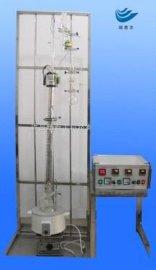 RFJL-2中小型玻璃精馏塔,实验室精馏装置图,精馏装置图