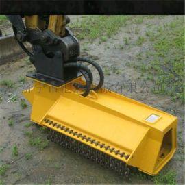 厂家  挖机割草机 草坪修剪机园林除草机