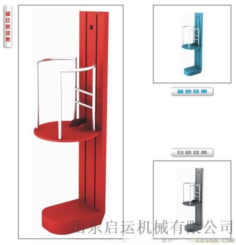 曲线升降椅福州市启运社区别墅安装升降平台电梯