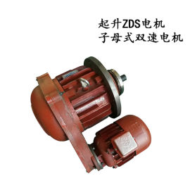 5T电动葫芦运行电机 葫芦锥形转子电机