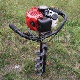 多用植树机专业挖坑机
