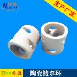 陶瓷散堆填料 鲍尔环 异鞍环 矩鞍环尺寸规格齐全