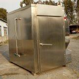 廠家銷售全自動煙燻爐全自動豆乾煙燻爐50小型煙烤機