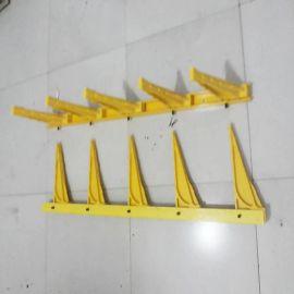 人孔井支架 双托臂电缆支架 玻璃钢FRP支架安装