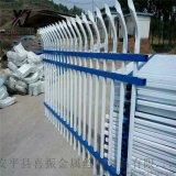 圍牆護欄樣式,單彎頭鋅鋼護欄,鋅鋼護欄圍欄鐵藝
