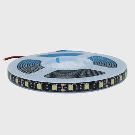 5050白光灯条 滴胶防水灯条