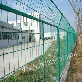 绿色围网 绿色铁丝网 绿色铁丝网围栏