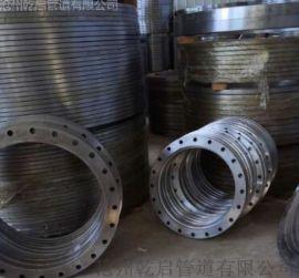 板式平焊法兰 PL法兰 大口径平焊法兰 标准GB/T9119-2010 规格DN15-DN2000 乾启厂家现货供应