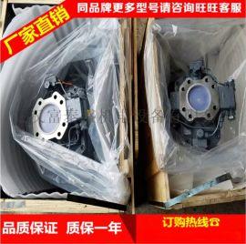 洛矿提升机防爆绞车变量马达A6V160HD2FZ20600液压泵