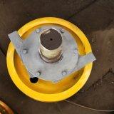 供应双梁起重机车轮组 支持定制单双边车轮组质量保障