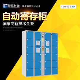 北京电子寄存柜 自设密码存包柜 可联网
