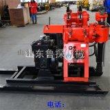 130型柴油机液压水井钻机 农村打井岩石打水井钻机