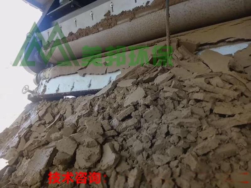 水洗沙污泥干堆设备 制沙场污泥榨泥机 制砂污泥榨干机