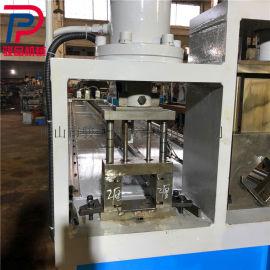 骏品全自动下料机 铁管切断自动送料 管材自动冲孔机