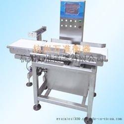 杭州自动定量秤,在线检重秤,重量分级机,饮料检重秤