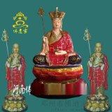 河南佛道家 佛教  菩萨生产文殊菩萨 地藏王菩萨