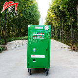 河南闖王燃氣蒸汽洗車設備 專業蒸汽清洗機生產廠家