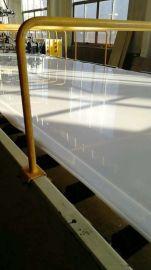 东莞彩色聚丙烯pp板材 耐腐蚀 可焊接pp水箱