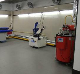 速比坤洗衣中心用全自动燃气蒸汽发生器