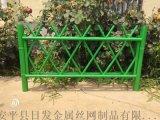 仿竹護欄公園花園、不鏽鋼仿竹護欄、園藝模擬裝飾