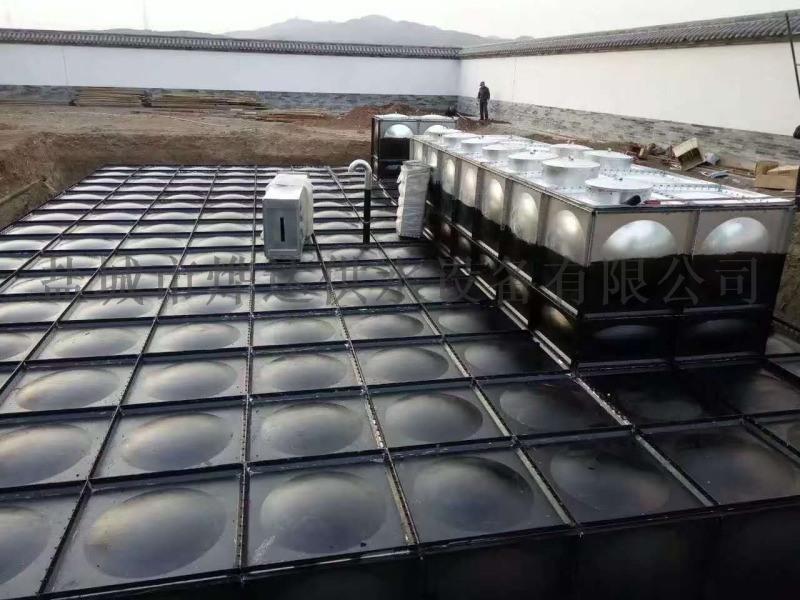抗浮式地埋消防给水设备