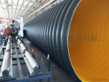 排污鋼帶波紋管,HDPE鋼帶增強聚乙烯螺旋波紋管
