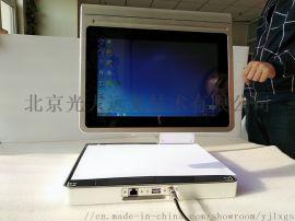 定制高拍仪智能窗口一体机,指纹 ,打印,二代证阅读