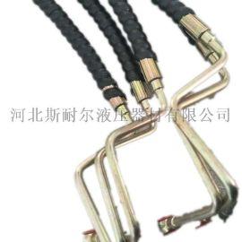 橡胶管总成 各种液压接头高压橡胶管 液压油管