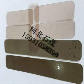 厂家供应云母片 优质茶色云母片 大小可定制