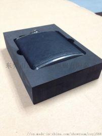 提供 EVA包装内托 抗压减震植绒一体内衬