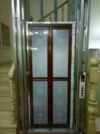淮安市别墅升降平台家用小型电梯启运液压电梯定制