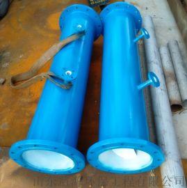 管道混合器 碳钢不锈钢静态管道混合器 厂家定制直销