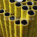 聚氨酯包胶轮 PU耐磨包胶轮 铁芯铝芯包聚氨酯件