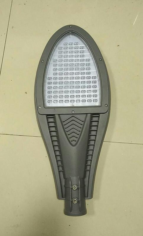 led路灯外壳  120W集成路灯 压铸路灯头