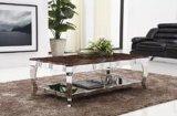 现代家具,客厅家具,C1611不锈钢茶几
