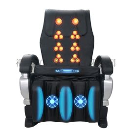 简易款多功能按摩椅 家用按摩椅 震动按摩椅