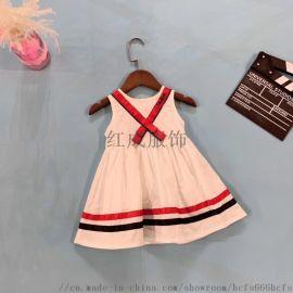 童装品牌货源潮流男女童纯棉