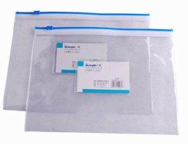 拉链PVC袋 PVC包装袋塑料袋 收纳自封袋 文具袋子定制