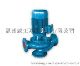 GW型管道式无堵塞排污泵|管道式排污泵