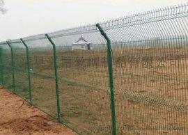 种植园铁丝浸塑围栏网、pvc涂塑围栏