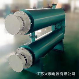 兴泰厂家直销 大功率 防爆管道加热器 防爆加热器 管道式电加热器