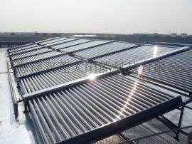 一吨 二吨 三吨宾馆酒店阳能热水器工程价格和安装面积