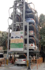 重庆循环立体车库spkj12