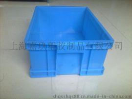 上海可堆式汽车塑料周转箱