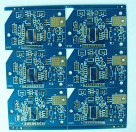 双面线路板PCB,沉金板